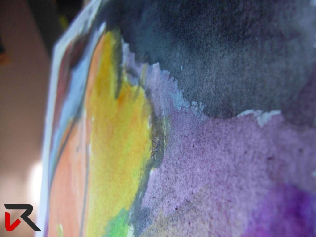 Canson Aquarelle colors