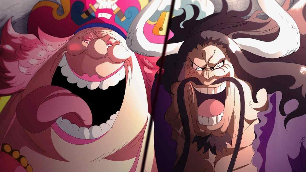 Luffy ( gear 5 ) vs kaido full fight hd//_subscribe. Manga One Piece 996 Spoilers Foreshadow Luffy Vs Big Mom Vs Kaido