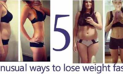 Shed Weight Faster: 5 Unusual Ways to Lose Weight