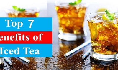 Health Benefits: 7 Amazing Benefits of Iced Tea