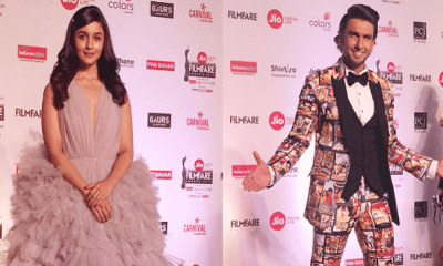 Top 8 Looks from Filmfare Awards 2018