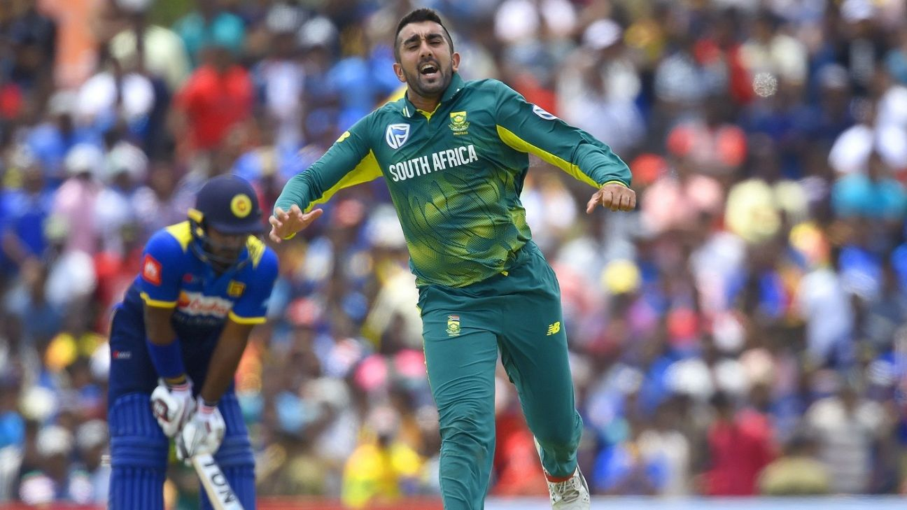Sri Lanka wins toss and bats in 1st ODI against South Africa
