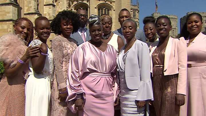 Gossip: Royal wedding choir gets record deal