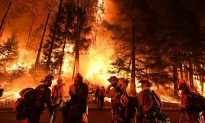 WildFire: California largest blazes now in state history