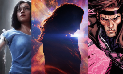 Fox delays the release of Dark Phoenix, again, along with two others!