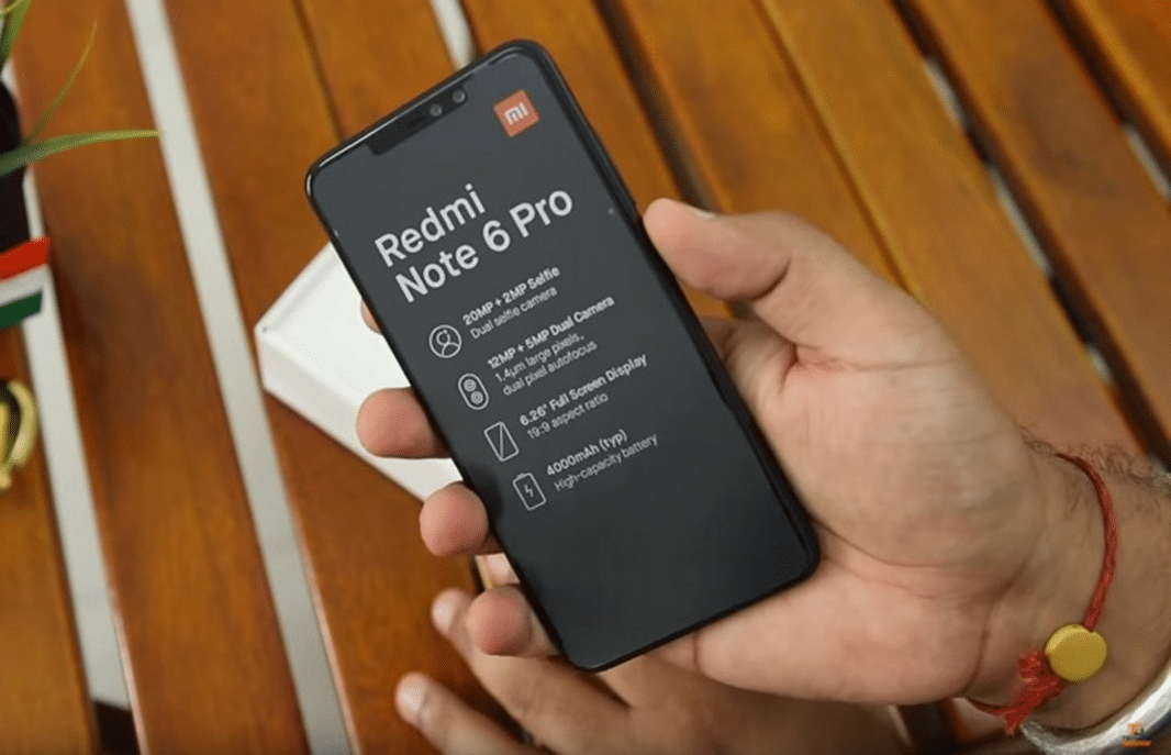 Redmi Note 6 Pro Specs, Camera Details and Price leaked!