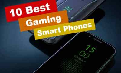 10 Best Gaming Smart Phones