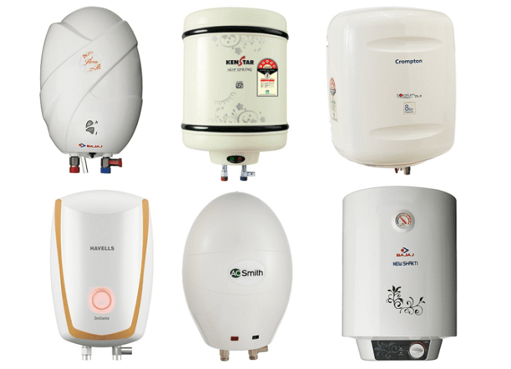 Geyser and water heaters