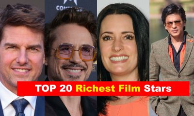 TOP 20 Richest Film Stars
