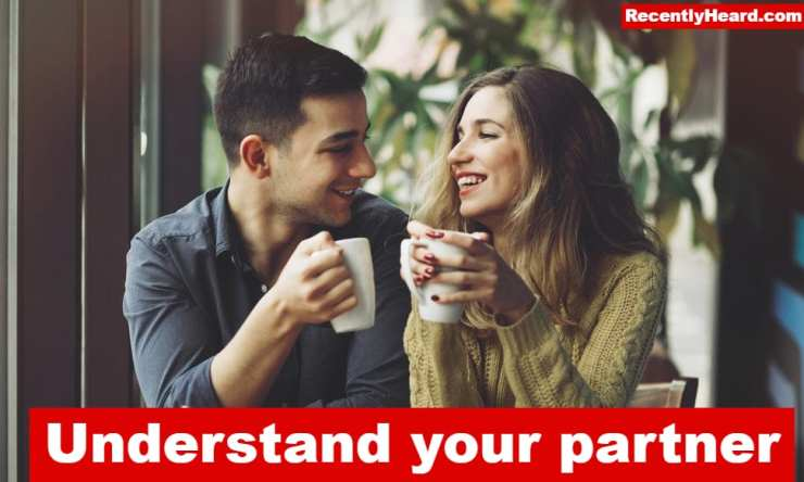Understand your partner
