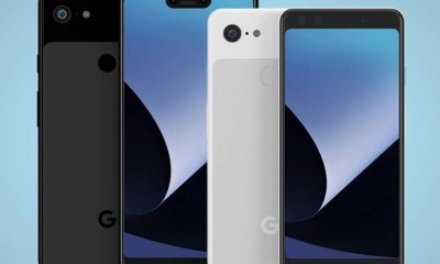 WATCH: Pixel 3XL First Look leaked before official Google launch event!