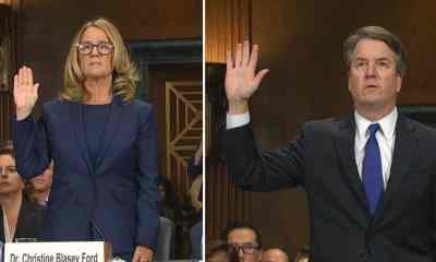 CHRISTINE FORD: All You Need To Know About The Senate Hearing Of BRETT