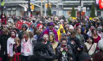 Halloween Trends: How is Peterborough dressing up for 2018?