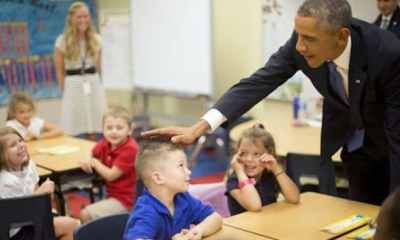 Math scores at 20-year-low due to Obama