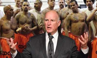 California Gov. Jerry Brown Pardons Refugee Found Guilty of Murder and Robbery