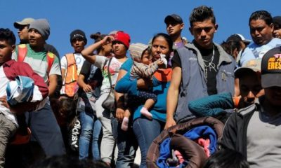 More than one third of the members of the migrant caravan are carryingdangerousinfectiousdiseases like tuberculosis, chickenpox and HIV/AIDS, Tijuana's Health Department warned on Thursday morning.