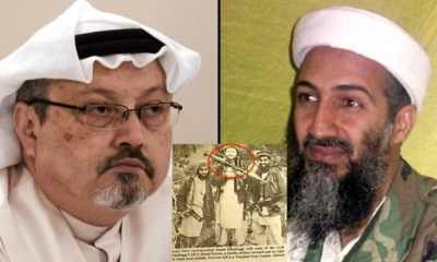 "Murdered Saudi Arabian journalist Jamal Khashoggi was a ""good friend of former Al-Qaida leader Osama bin Laden"" and he often visited the terrorist mastermind in the caves of Tora Bora, according to information published by WikiLeaks."