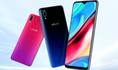 Vivo Y93 launched with Tear Drop Notch and Snapdragon 439