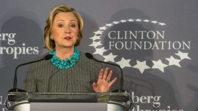 Clinton Foundation-connected bank indicted for money laundering scheme