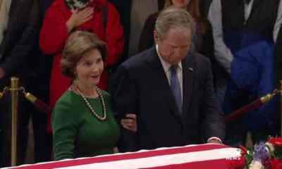 George H.W. Bush's mixed and complicated legacy on race - National
