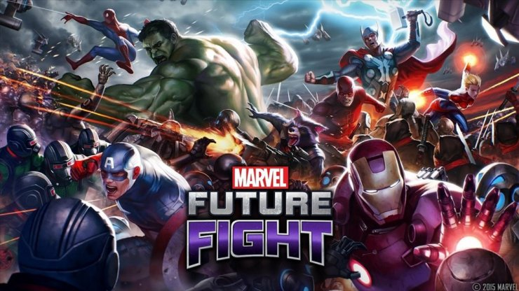 Marvel Future Fight (79 MB and In-App download)
