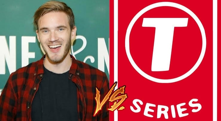 T-Series vs Pewdiepie: War for supremacy started, who do you support?