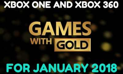 Microsoft reveals the Xbox games of January 2019 for its Gold Members