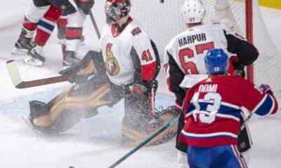 Max Domi scores twice as Canadiens topple Senators 5-2