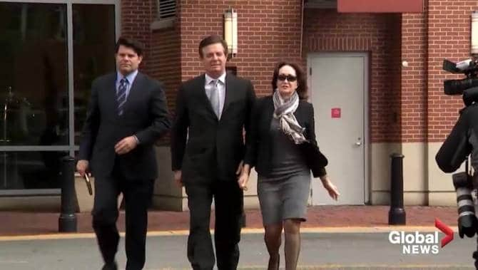Paul Manafort may face new charges after reportedly lying to Russia investigators - National
