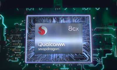 Qualcomm announces the Snapdragon 8cx, an 'Extreme' processor for Windows 10