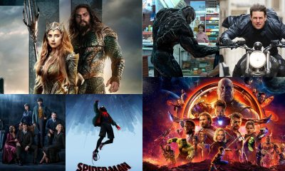 Top 10 Recently Released Hollywood Movies 2018 you should watch