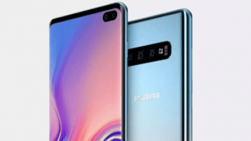 Samsung Galaxy S10 will have a triple camera setup on the back