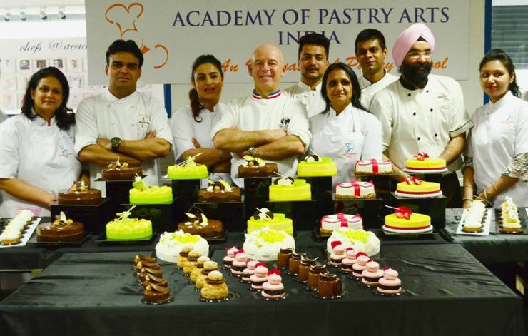 culinary schools in India