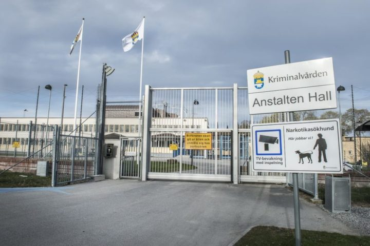 The jail is without doubt one of the greatest in Sweden and is categorised as an A-prison.