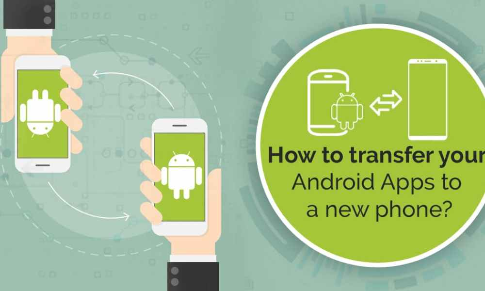 How to transfer old Android_01