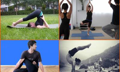 Different Form of Yoga