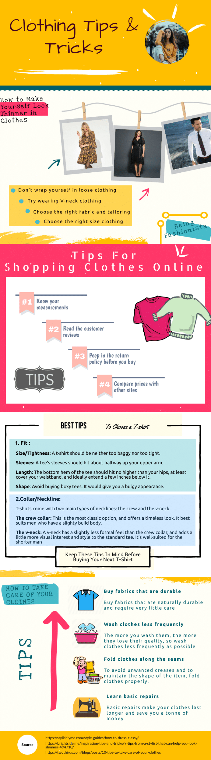 shirt infographic original