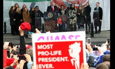 Movement Chief Calls Trump ' Most Successful Pro-Life President in this country's history '