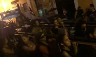 Puerto Ricans March Guillotine as a Frenzy Over Hurricane to Gov's Mansion Maria Revelations