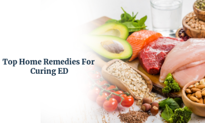 Top Home Remedies for Curing ED