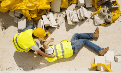 Safety From Falls At Construction Sites A Complete Guide