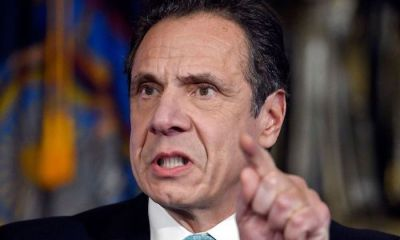 SHAMELESS: Cuomo condemns Nursing Home Death's 'Trump's CDC'