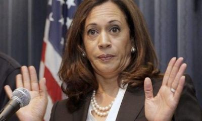 Victims Suspect Kamala Harris of Hiding Child Sexual Misconduct by Pedophile Priests