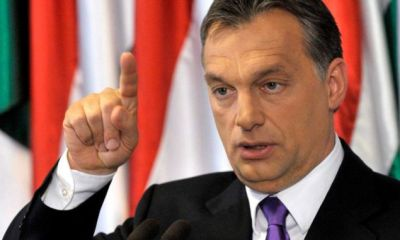 Says Schools Hungarian PM must shield children from 'Gender Ideology & Rainbow Propaganda'