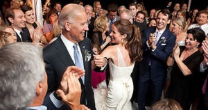 EXCLUSIVE SOURCE: Biden Daughter's Diary Information 'Not Acceptable' Showers Joe As Kid