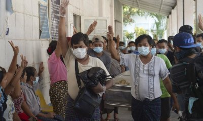 In the face of a deadly crackdown, Myanmar demonstrators refuse to give up.