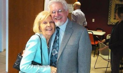 After 66 years of marriage, husband and wife succumb to a virus minutes apart.