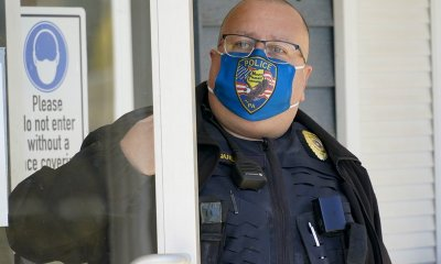 Cops' posts to a closed Facebook community display resentment and spite.