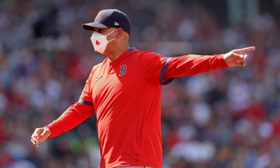 Red Sox Notebook: Alex Cora considers his starting rotation plans with Chris Sale's return looming