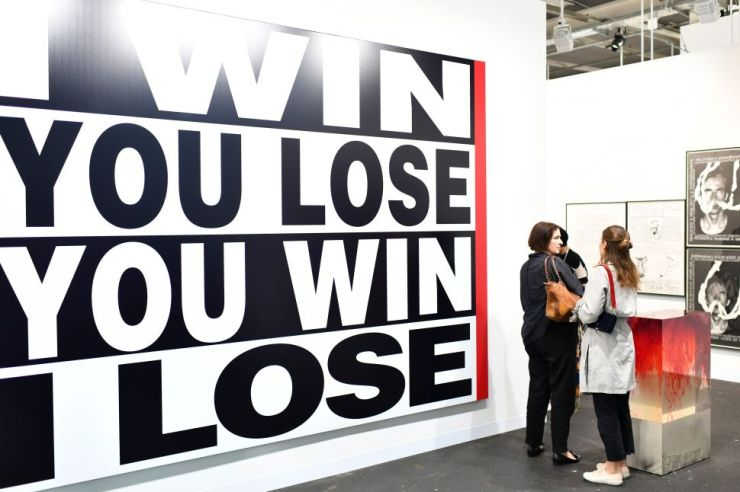 Barbara Kruger and Mark Bradford are Included in This Year's 'TIME 100' List